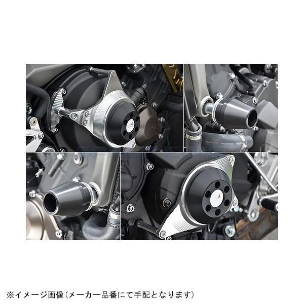[342-273-012] アグラス Rスライダー フレーム/白φ60 MT-09 クラッチ・ジェネセット