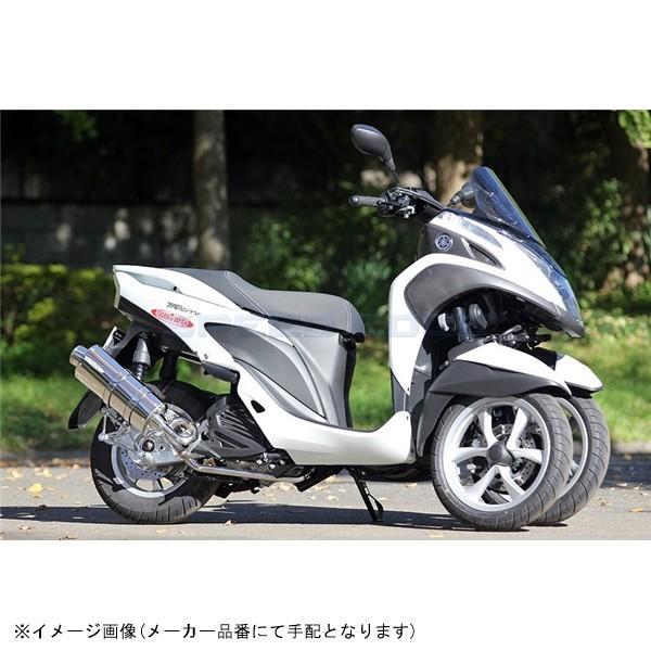 SP TADAO(SP忠雄) PURE SPORT オーバル トリシティ125 EBJ-SE82J|s-need|03