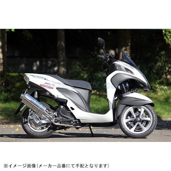 SP TADAO(SP忠雄) PURE SPORT オーバル トリシティ125 EBJ-SE82J|s-need|07