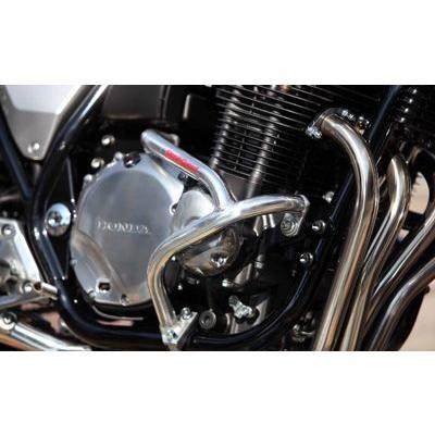 GM(ゴールドメダル) スラッシュガード CB400SF 08-13(BC-NC39/EBL-NC42) レッド サブフレームタイプ【SGH12B-4】