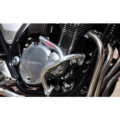 GM(ゴールドメダル) スラッシュガード ZRX400/II(ZR400E) ブラック サブフレームタイプ【SGK05B-5】