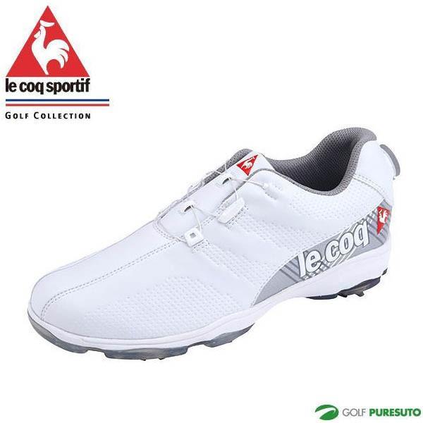 ルコックゴルフ ゴルフシューズ メンズ QQ2NJA01