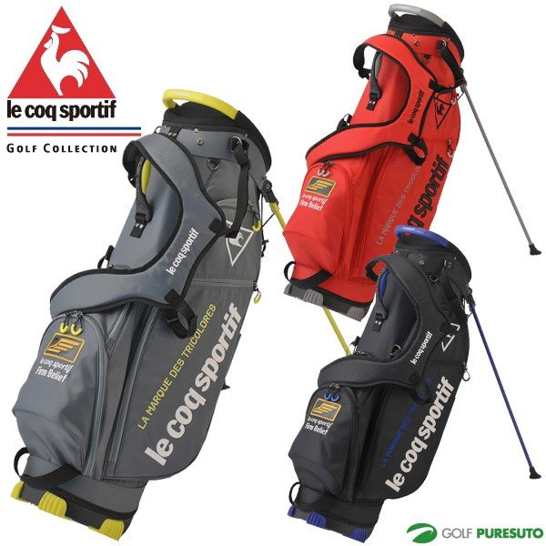 楽天 ルコック ゴルフ ゴルフ 9型 キャディバッグ 9型 ルコック QQBMJJ02 スタンド式, チュウオウク:c3c406cb --- airmodconsu.dominiotemporario.com