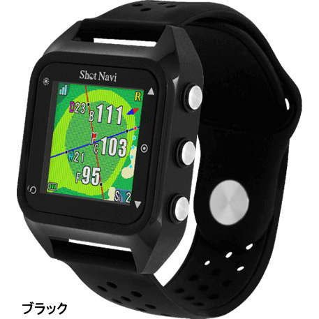 ショットナビ HuG Beyond ハグ ビヨンド 飛距離測定器 ゴルフナビ 腕時計型|s-puresuto|02