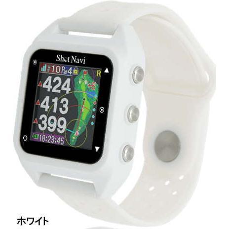 ショットナビ HuG Beyond ハグ ビヨンド 飛距離測定器 ゴルフナビ 腕時計型|s-puresuto|03