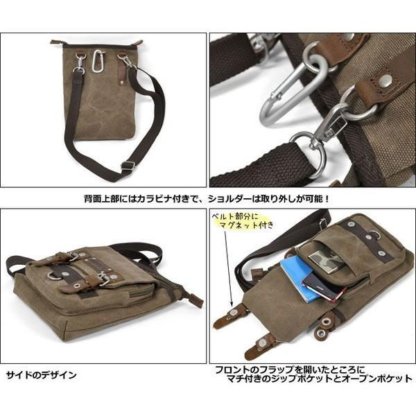 シザーバッグ シザーケース メンズ おしゃれ/DEVICE デバイス/Access 2way メガ ショルダーバッグ s-rana 03