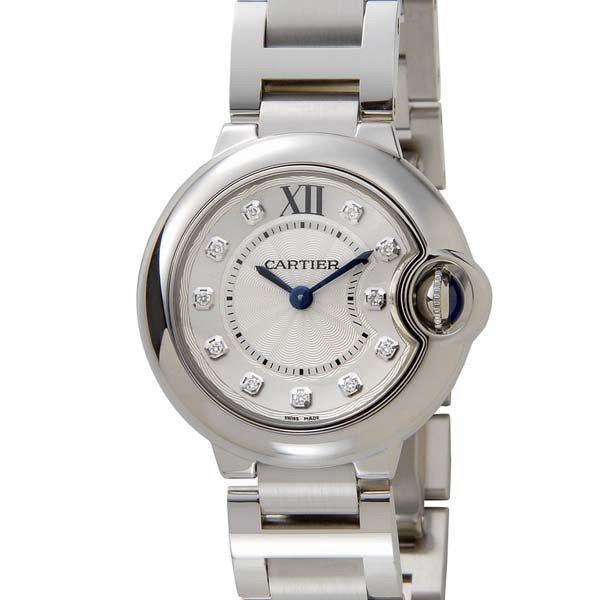 【驚きの値段で】 カルティエ CARTIER レディース 腕時計 WE902073 バロン ブルー ドゥ カルティエ ウォッチ 時計, メンズファッション通販 LEADMEN 1f28e2ef