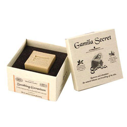 シークレット 石鹸 ガミラ