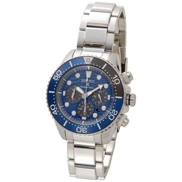 セイコー SEIKO メンズ 腕時計 SSC741P1 プロスペックス ダイバーズ 200m スペシャルエディション クロノグラフ ソーラー|s-select|02