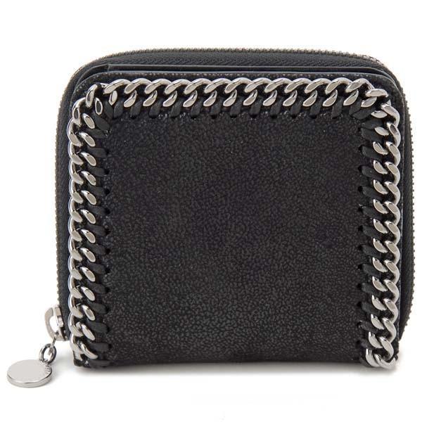 超歓迎された ステラ マッカートニー STELLA 黒 STELLA MCCARTNEY 財布 レディース 財布 ブラック 黒 二つ折り財布 581236W9132 1000 ファラベラ, ブランドストリートブラスト:c0be058d --- fresh-beauty.com.au