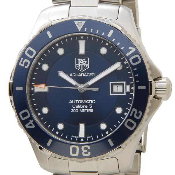 超大特価 タグホイヤー TAG Heuer 自動巻き 腕時計 アクアレーサー 腕時計 アルミニウムベゼル 時計 SS 自動巻き ブルー メンズ 時計 ブランド, アット通販:ba04a820 --- airmodconsu.dominiotemporario.com