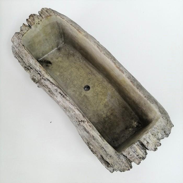 12月下旬再入荷 鉢 プランター 陶器鉢 植木鉢 鉢カバー ガーデニング雑貨 ウッド・プランターポット CG-QB-03|s-toolbox|05