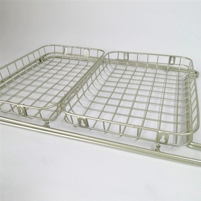 フラワースタンド 花台 アイアン ラック  ガーデニング雑貨 ジェルミ・ツーティアトレイ CG-US-18|s-toolbox|05