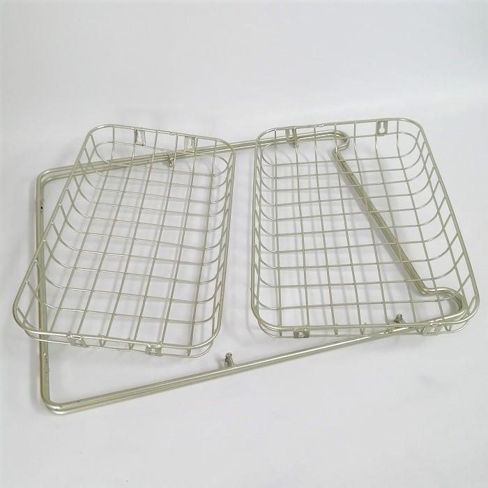 フラワースタンド 花台 アイアン ラック  ガーデニング雑貨 ジェルミ・ツーティアトレイ CG-US-18|s-toolbox|06