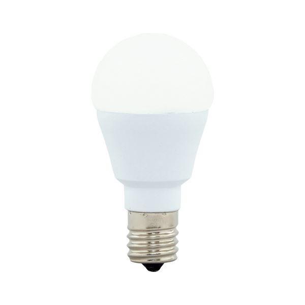 (まとめ)アイリスオーヤマ LED電球40W E17 広配光 電球色 4個セット〔×5セット〕佐川急便で発送します