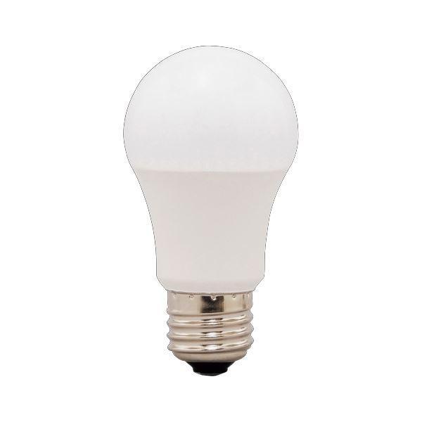 (まとめ)アイリスオーヤマ LED電球60W E26 広配光 昼白色 4個セット〔×5セット〕佐川急便で発送します