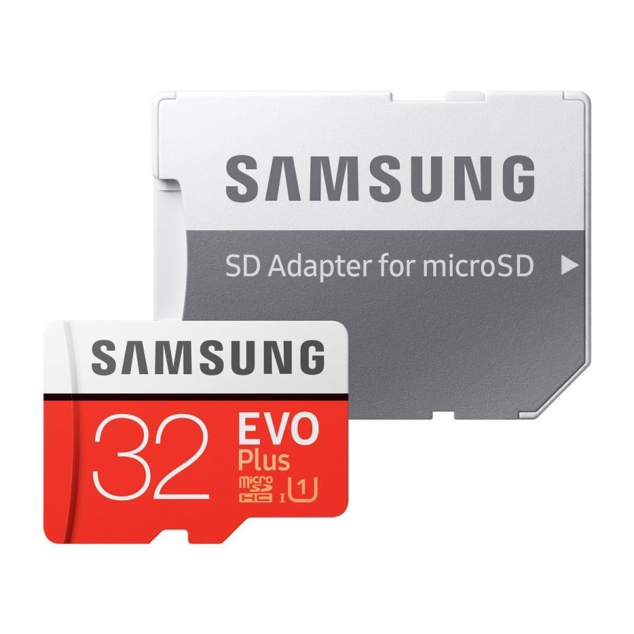 Samsung microSDカード32GB EVOPlus Class10 UHS-I対応 お気にいる Nintendo Switch 動作確認済 正規代理店保証品 ECO 定価の67%OFF MB-MC32GA
