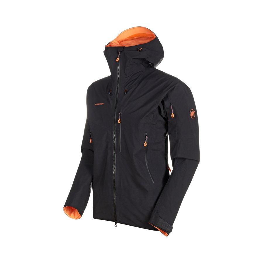 42%OFF MAMMUT Nordwand Pro HS Hooded Jacket Men ノードワンド プロ HS フーデッド ジャケット マムート Black