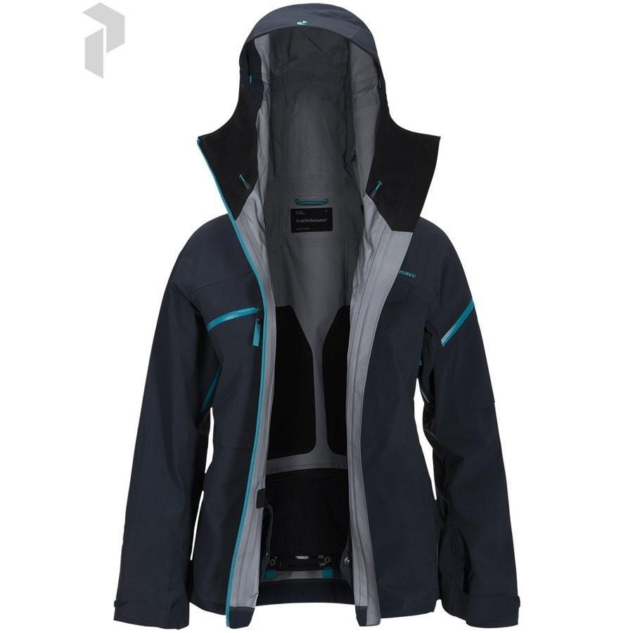online store 1f8d0 22d9b セール 各色 Peak Performance W Heli Alpine Jacket ピーク ...