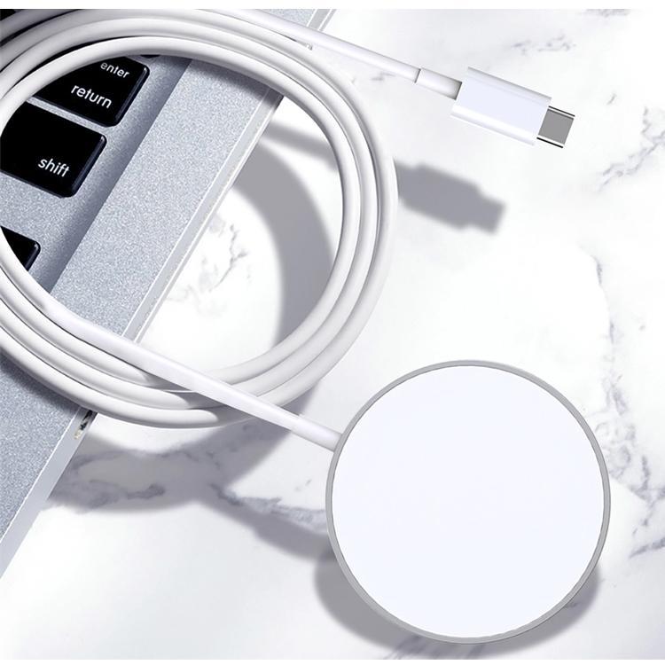 iphone12 ワイヤレス充電器 マグネット 磁石 PD 急速充電 15W Qi急速充電 iPhone アンドロイド iphone12pro iphon12promax iPhone11 (MagSafeマグセーフ類似品)|sabb|07