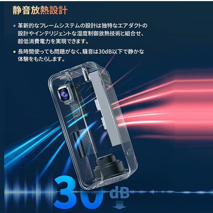 2020年最新版 モバイル プロジェクター 小型 VANKYO コンパクト Bluetooth スマホ 接続 WiFi HDMI DVD モバイルプロジェクター iPhone android 映画 1年保証 sabb 16