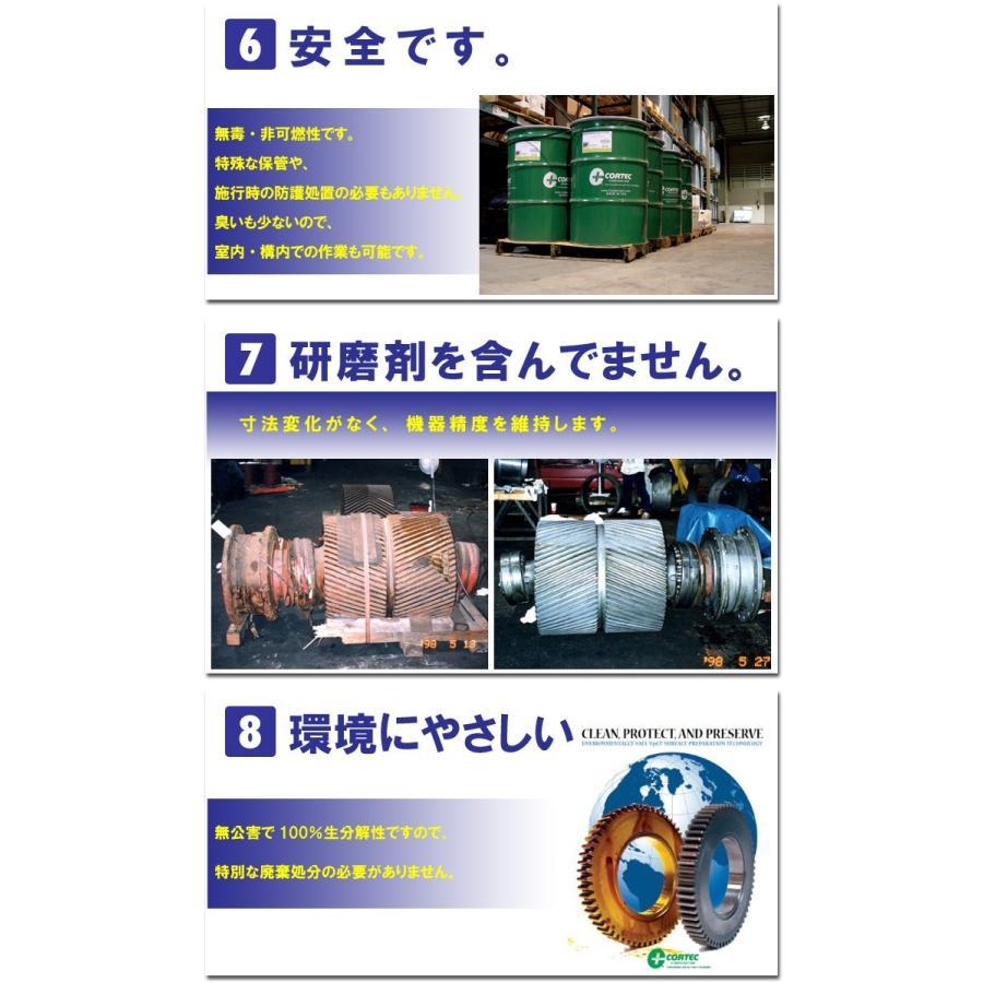 強力錆落とし剤サビ取り剤 コーテック VpCI-423  473ml|sabidome|06
