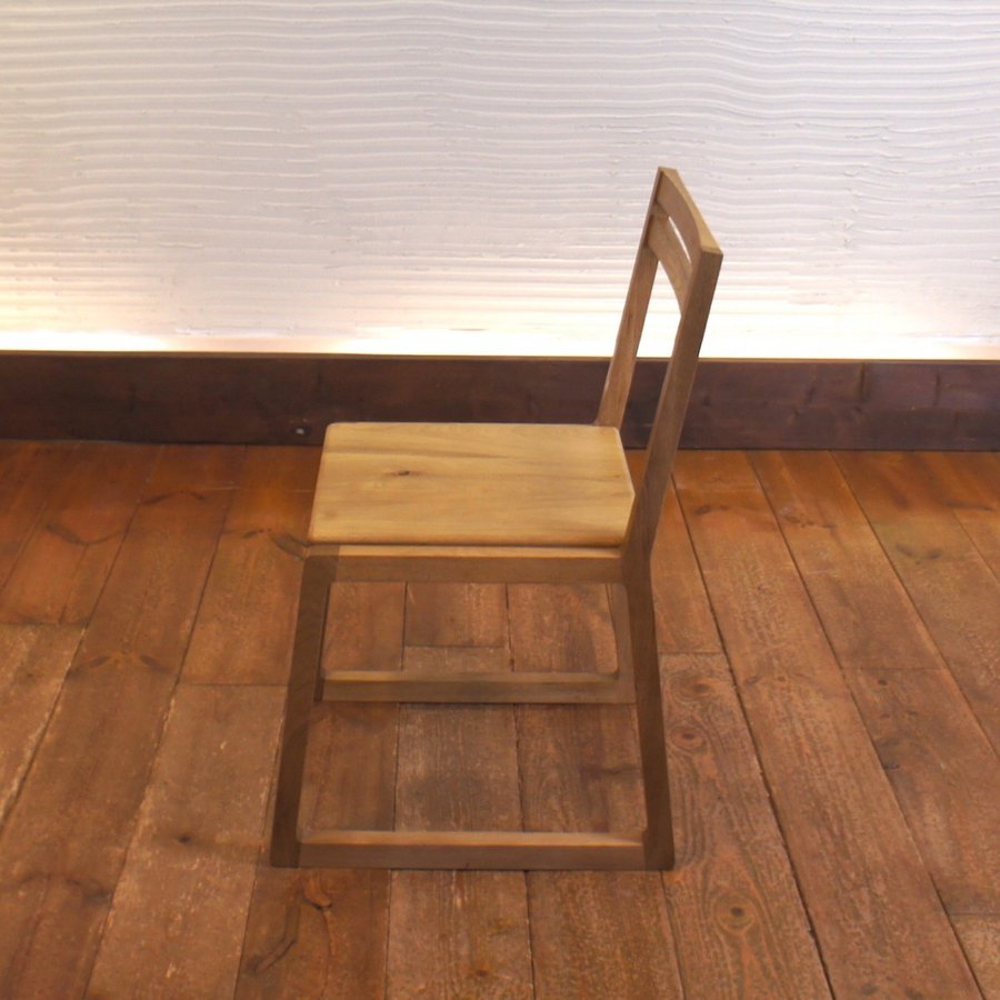 Loop Chair w ダイニングチェア ナラ無垢材|sabisabi-web|03