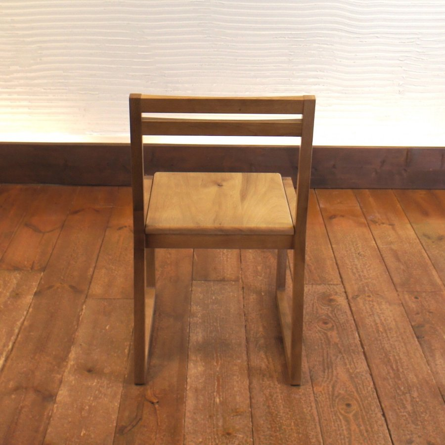 Loop Chair w ダイニングチェア ナラ無垢材|sabisabi-web|05