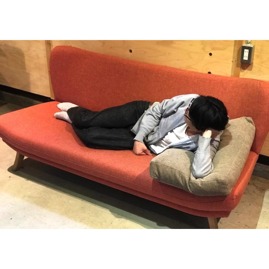 Capa Sofa 3人掛けソファ SabiSabiモデル 深いタイプ|sabisabi-web|13