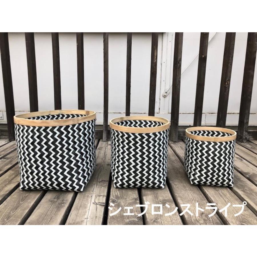 カゴ バスケット 鉢カバー Lサイズ|sabisabi-web|04