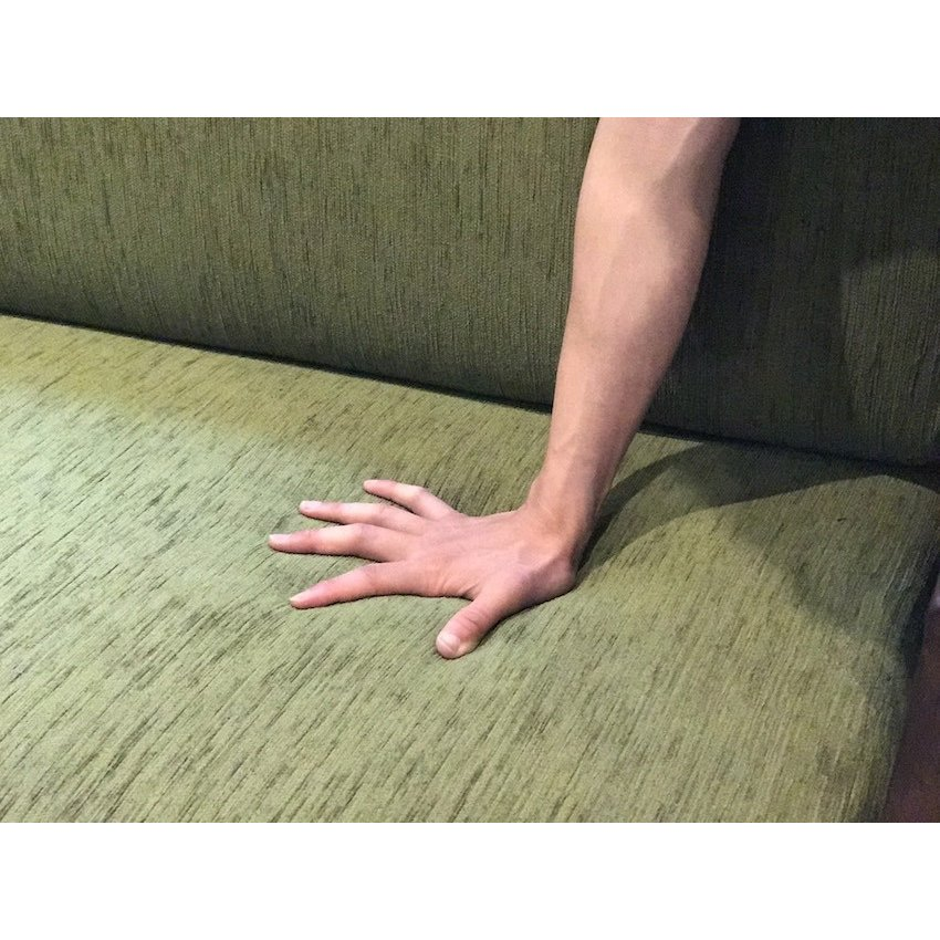 BM Sofa 3人掛けソファ 選べる背もたれシリンダータイプ ローソファー ナラ無垢材|sabisabi-web|09