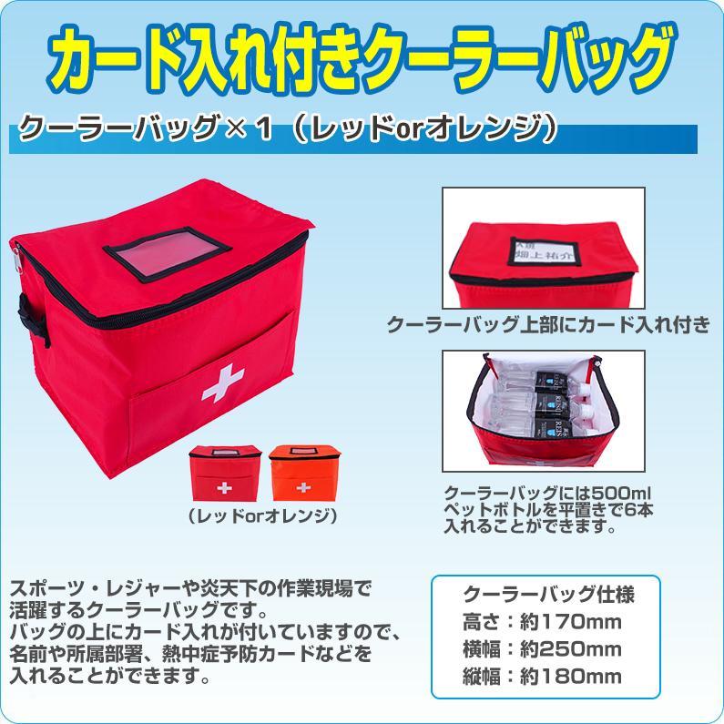 熱中症対策キットDX 経口補水液/涼感タオル/水分補給 safety-japan 04