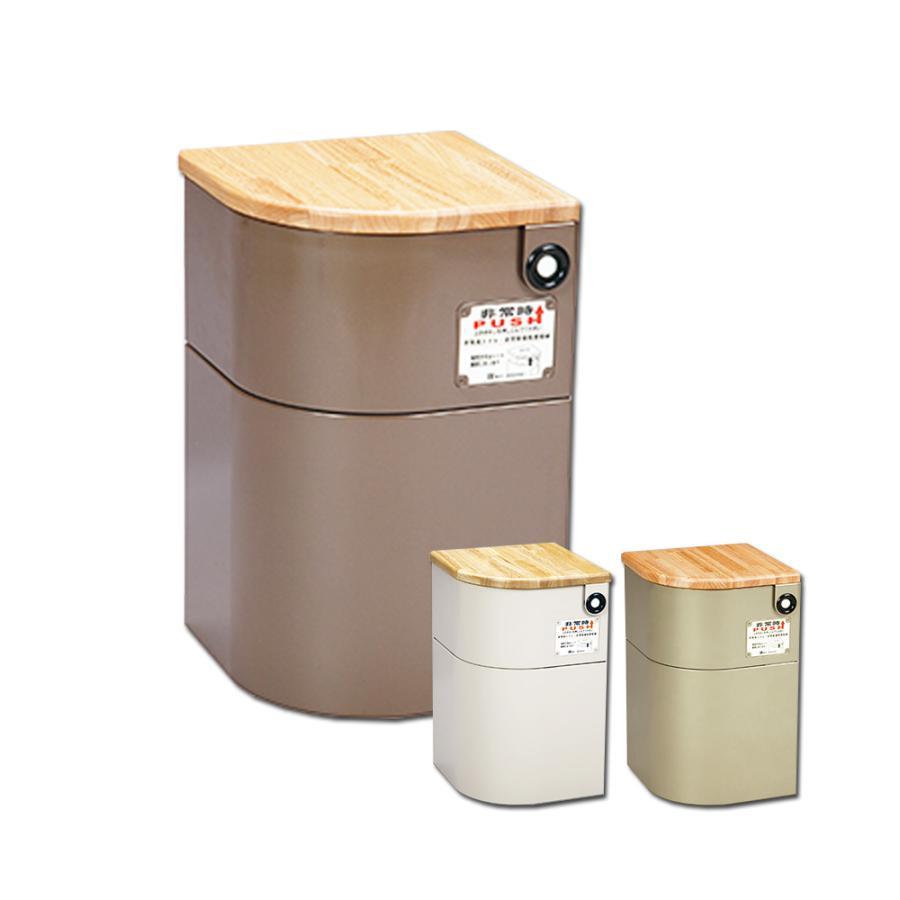 防災対応 エレベーター設置用 防災イス 天然木(トイレ用品付) 救援物資収納庫 非常用
