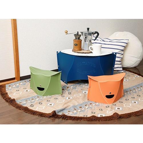 折りたたみ椅子 簡単組み立て PATATTO 180 座面が柔らかく組み立てやすくなって新登場 ハイキング キャンプ  運動会 アウトドア 軽量 コンパクト safety-toilet 14
