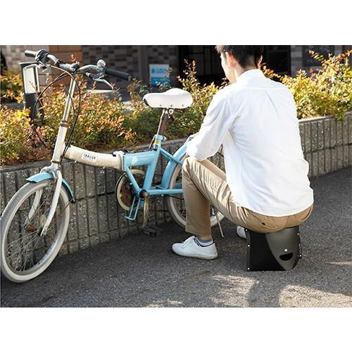 折りたたみ椅子 簡単組み立て PATATTO 180 座面が柔らかく組み立てやすくなって新登場 ハイキング キャンプ  運動会 アウトドア 軽量 コンパクト safety-toilet 08