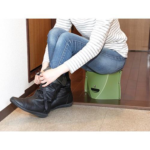 折りたたみ椅子 簡単組み立て PATATTO 180 座面が柔らかく組み立てやすくなって新登場 ハイキング キャンプ  運動会 アウトドア 軽量 コンパクト safety-toilet 10
