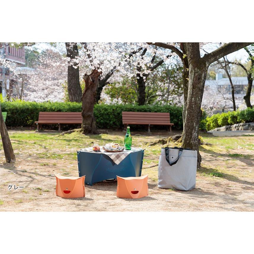 クーラーバッグ 保温・保冷どちらにも使える、トート型大容量バッグ safety-toilet 11