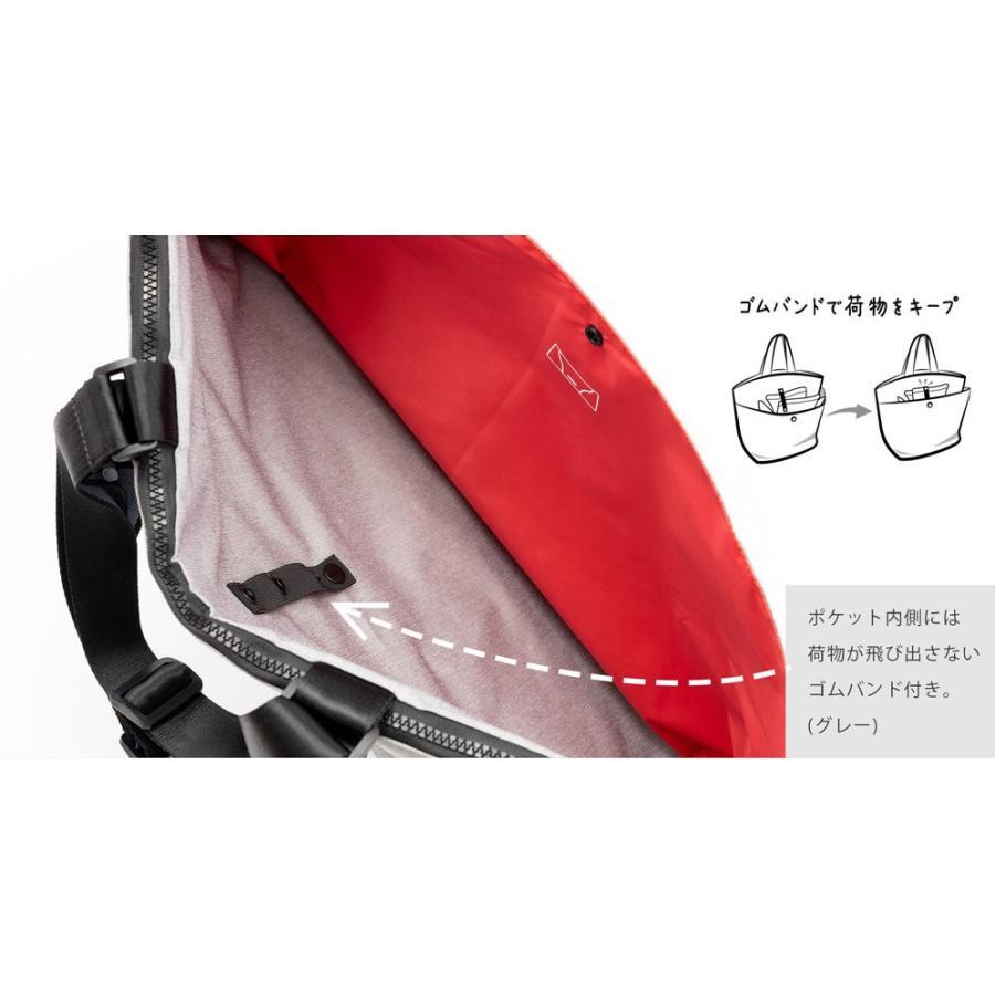 クーラーバッグ 保温・保冷どちらにも使える、トート型大容量バッグ safety-toilet 05