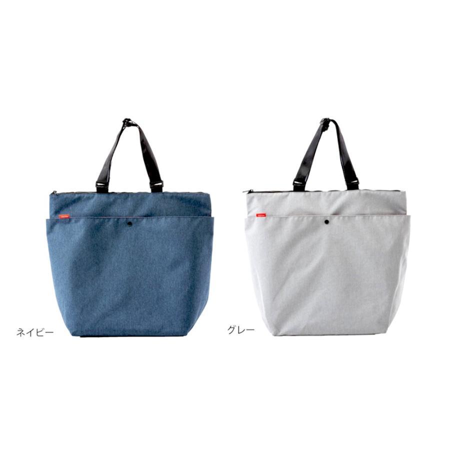 クーラーバッグ 保温・保冷どちらにも使える、トート型大容量バッグ safety-toilet 07