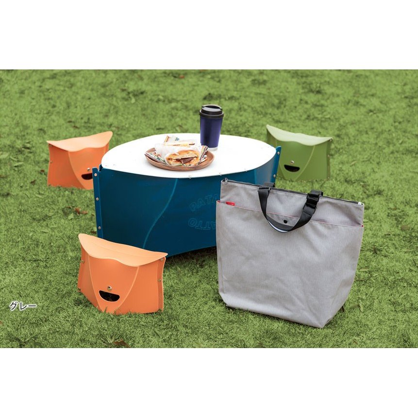 クーラーバッグ 保温・保冷どちらにも使える、トート型大容量バッグ safety-toilet 10