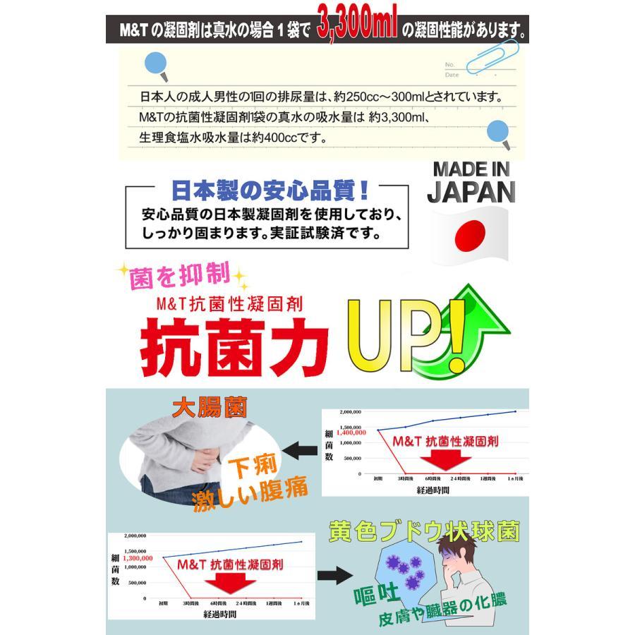 簡易トイレ 非常用トイレ SAFETY TOILET プチ 日本製 5回セット 10年保存 抗菌グレード 消臭 持ち運び袋付き 介護 備蓄 断水 防水パック 防災グッズ|safety-toilet|07
