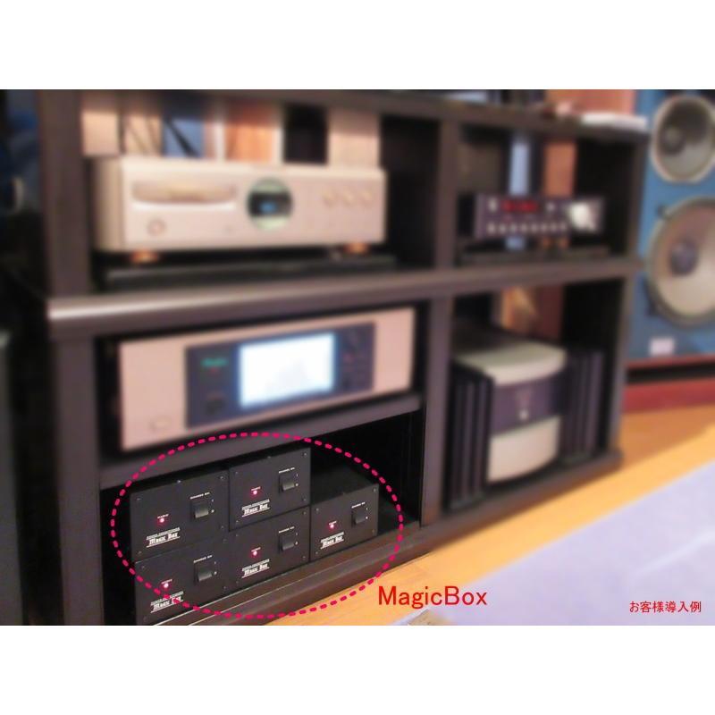 OTOYA MagicBox (オーディオ電源 音や マジックボックス) 音質改善アイテム sagamiaudio-co 05