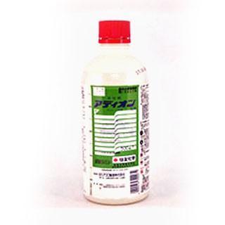 殺虫剤 アディオン 乳剤 500cc