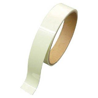 緑十字 高輝度蓄光テープ 50mm幅×10m 屋内用 PET 072005