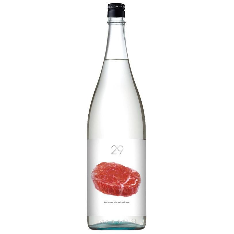 玉乃光酒造 29(にじゅうきゅう)米 25度  1.800ml saitousaketen