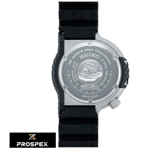 【SEIKO×GIUGIARO DESIGN 限定2000本】Prospex Diver Scuba Limited Edition SBEE001|saitoutokeiten|02