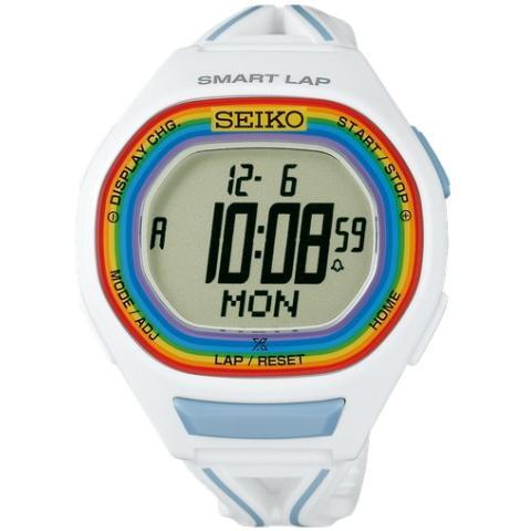 SEIKO 限定1000本 スーパーランナーズ SMART-LAP 大阪マラソン2016記念限定モデル SBEH011