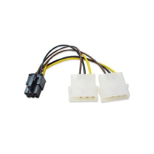 PCI Express VGA電源ケーブル|saj-directstore