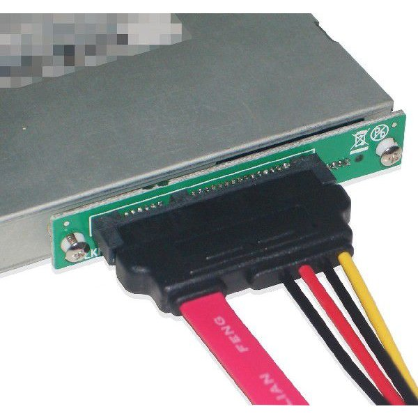 スリム SATA ドライブ →SATA、SATA 電源 変換アダプター|saj-directstore|04