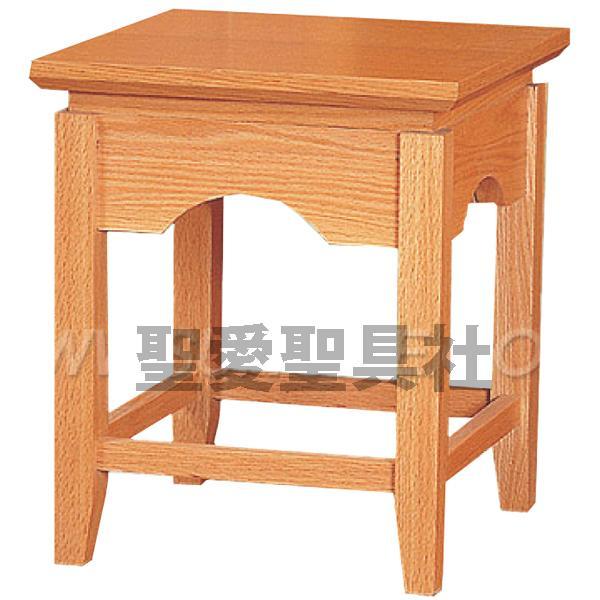 花台 H-023 フラワースタンド 木製花台 教会家具 講義·講演·説教などに 会場·ホールインテリア